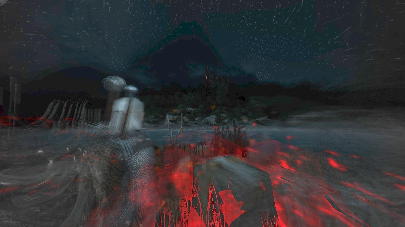 Как реализован рендеринг «Ведьмака 3»: молнии, ведьмачье чутьё и другие эффекты - 54