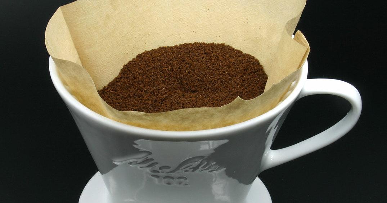 Кто изобрел бумажный фильтр для кофе?