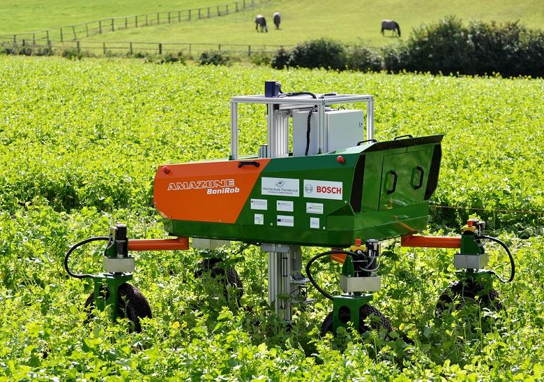 Село и роботы. По прогнозу Tractica, поставки сельскохозяйственных роботов в ближайшие годы будут быстро расти