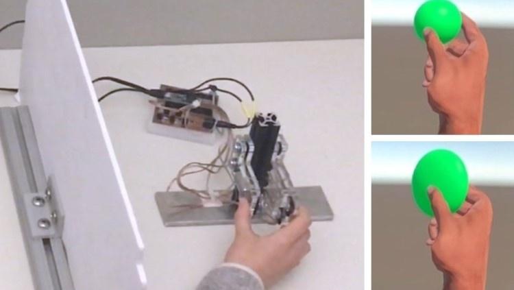 Microsoft создала VR-контроллер, который позволяет чувствовать виртуальные объекты