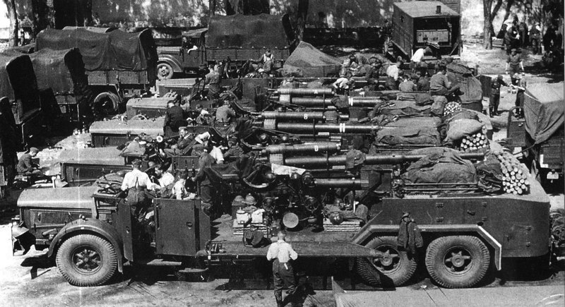 Автобусы-монстры и трамваи-убийцы: опыт войны