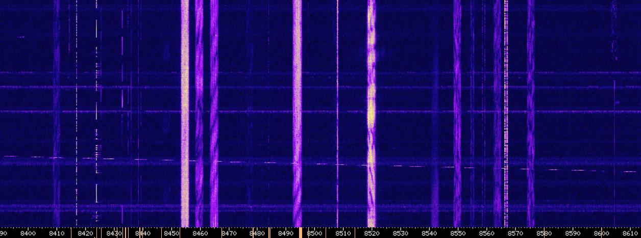 Что слышно в радиоэфире? Принимаем и декодируем наиболее интересные сигналы - 12
