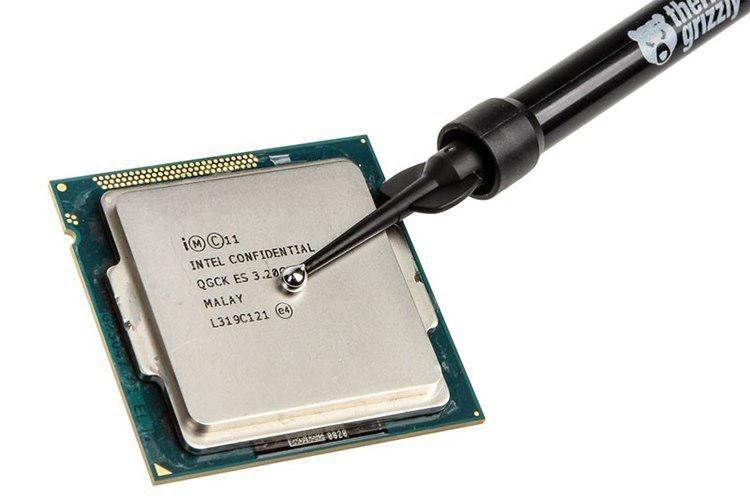 ASUS будет использовать жидкий металл в системах охлаждения мощных ноутбуков - 1