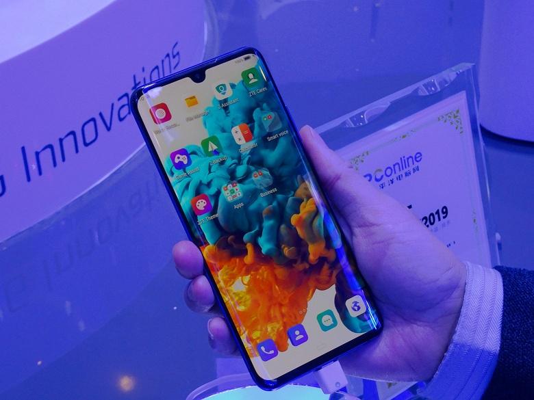 5G-смартфон ZTE Axon 10 Pro выходит сегодня, появилась информация о датчиках изображения