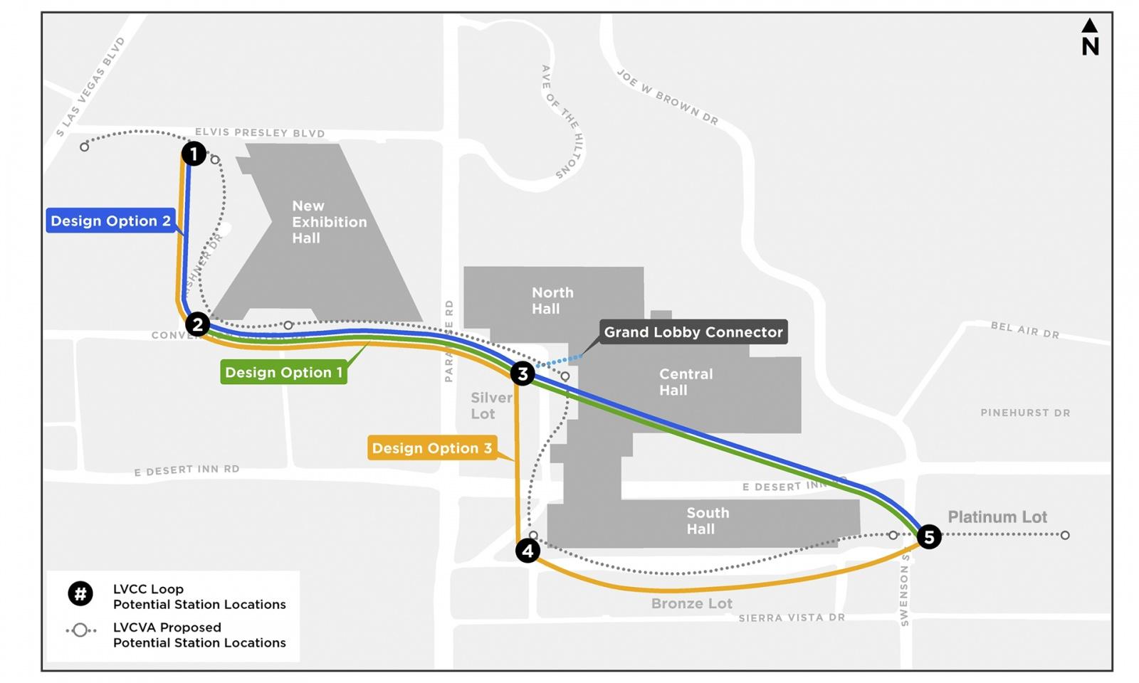 Boring Company выкопает тоннель в Лас Вегасе - 1