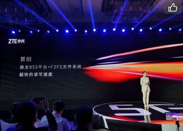 ZTE Axon 10 Pro представлен официально. Это первый в мире флагман с SoC Snapdragon 855, 12 ГБ ОЗУ, 5G и быстрой файловой системой F2FS