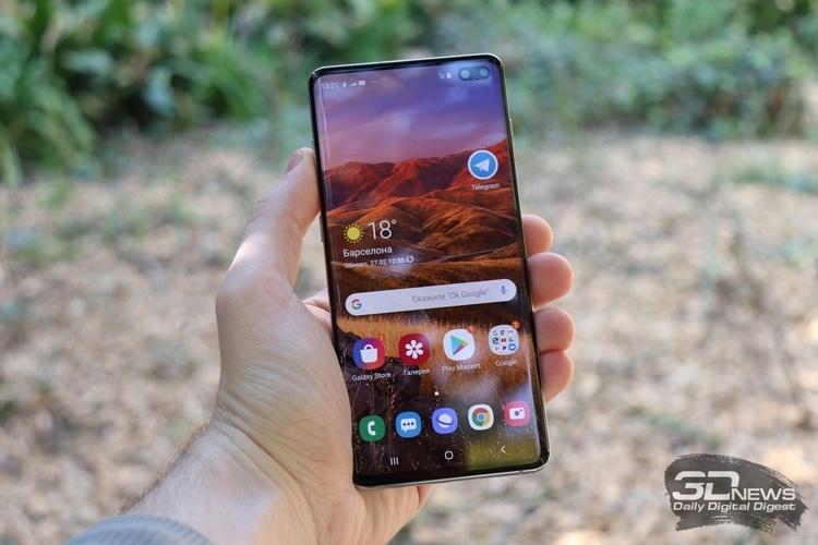 Фаблету Samsung Galaxy Note 10 прочат 50-ваттную быструю зарядку
