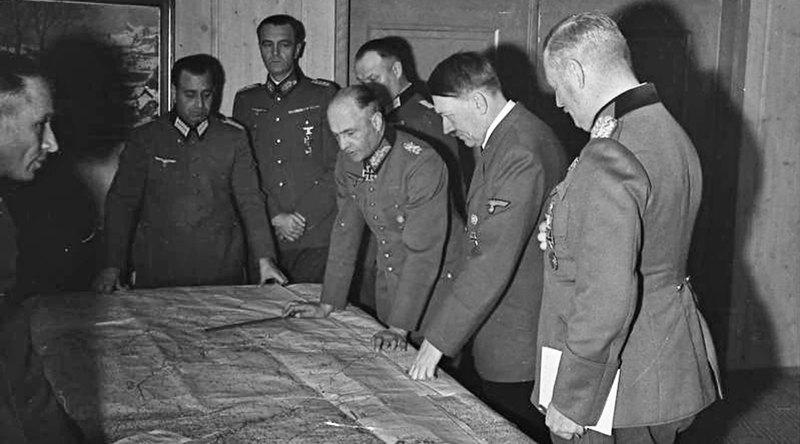 Нацистская «Нора»: последний дом Гитлера