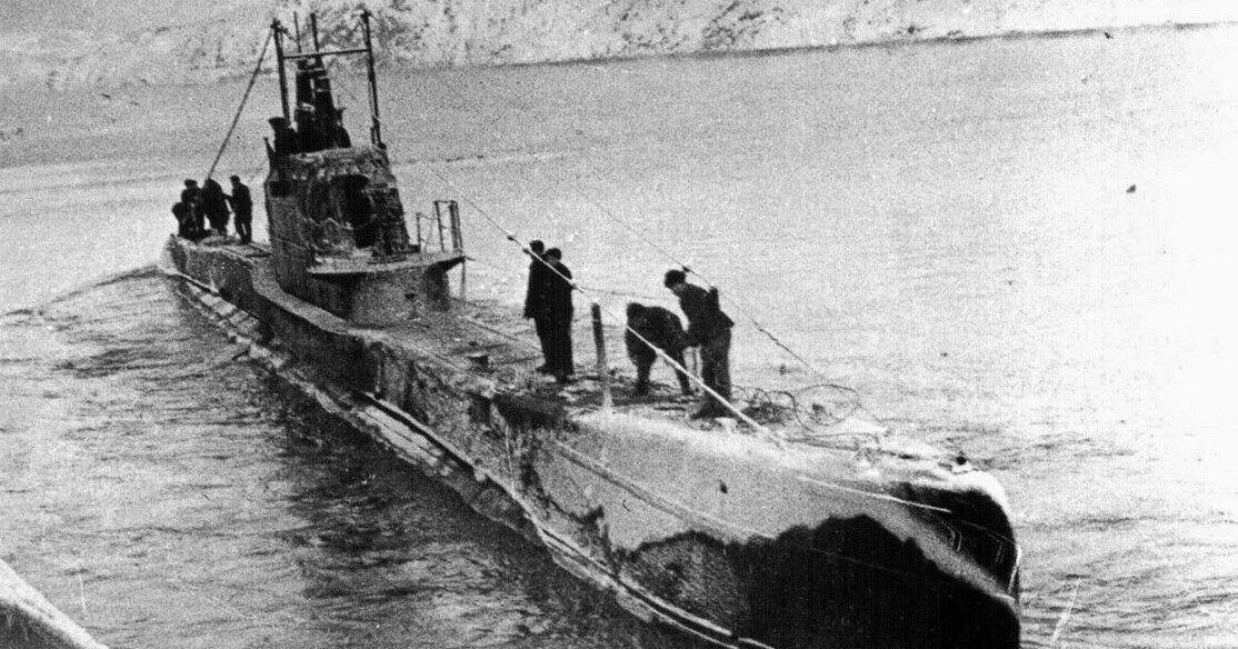 Советскую подлодку нашли на дне Финского залива