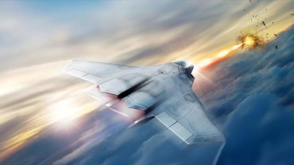 ВВС США успешно сбили несколько ракет при помощи лазера - 1