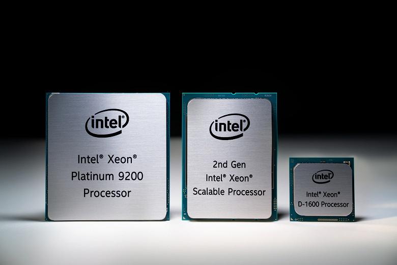 Intel готовит 28-ядерный процессор Xeon W-3275 с TDP всего 205 Вт