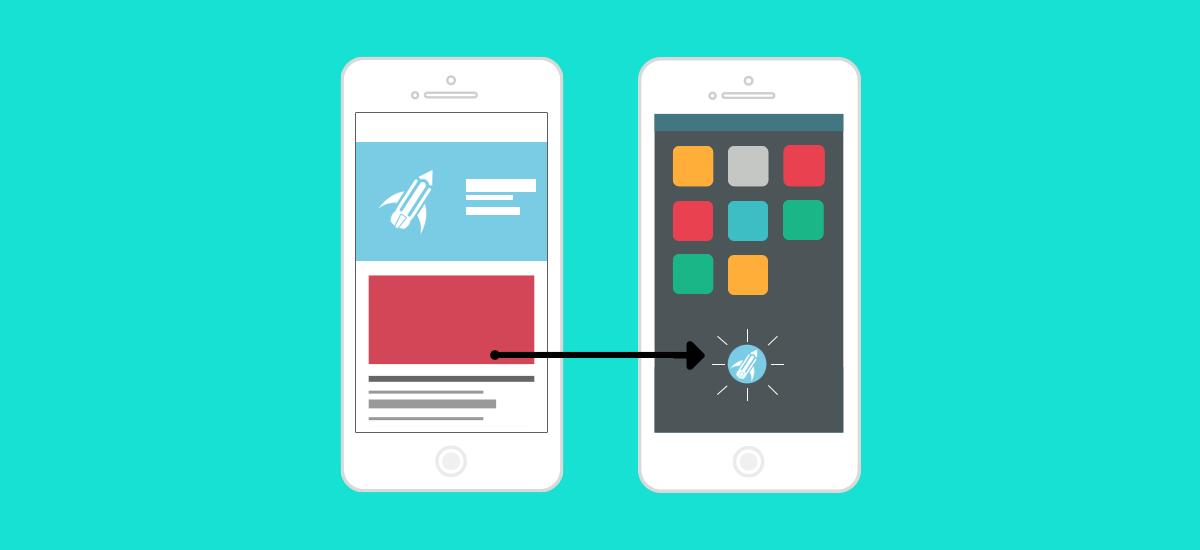 Как сделать из сайта приложение и выложить его в Google Play за несколько часов. Часть 1-2: Progressive Web App - 1