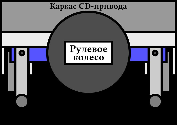Ползающий CD-привод - 3