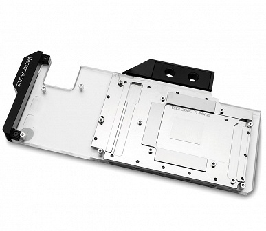 Представлены водоблоки EK-Vector Aorus GPU для 3D-карт Gigabyte Aorus GeForce RTX