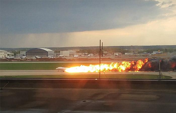 Авиакатастрофа в Шереметьево: исторические аналогии - 1