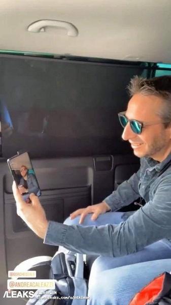 Фотогалерея дня: рабочий смартфон OnePlus 7 Pro вживую с выдвинутой камерой