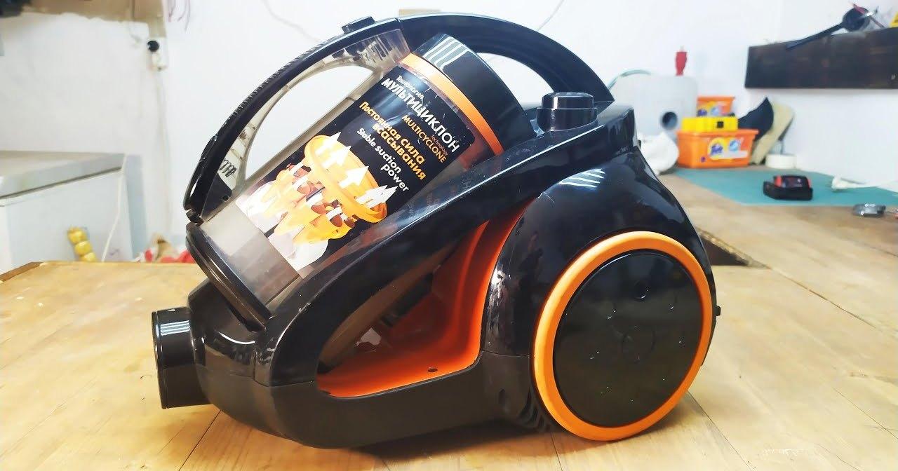 Как превратить старый пылесос в полезный гаджет для мастерской
