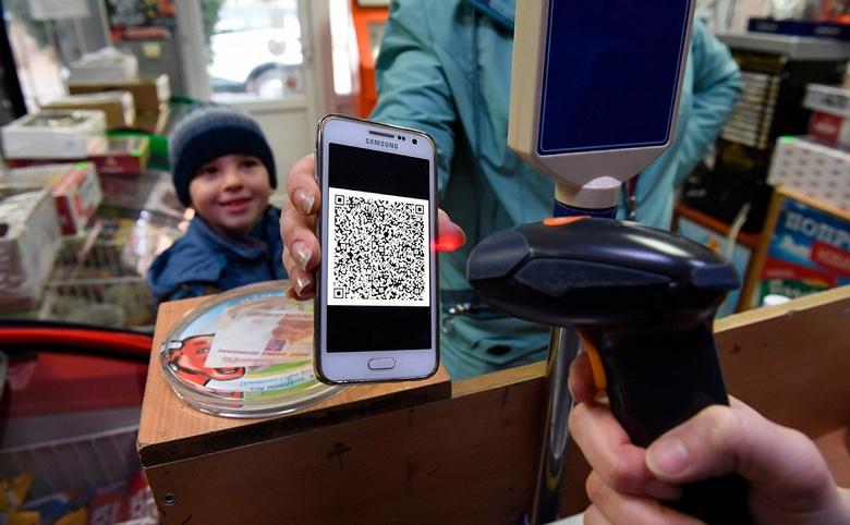 Никакой возни с наличными и картами. В российских магазинах станет можно платить по QR-коду