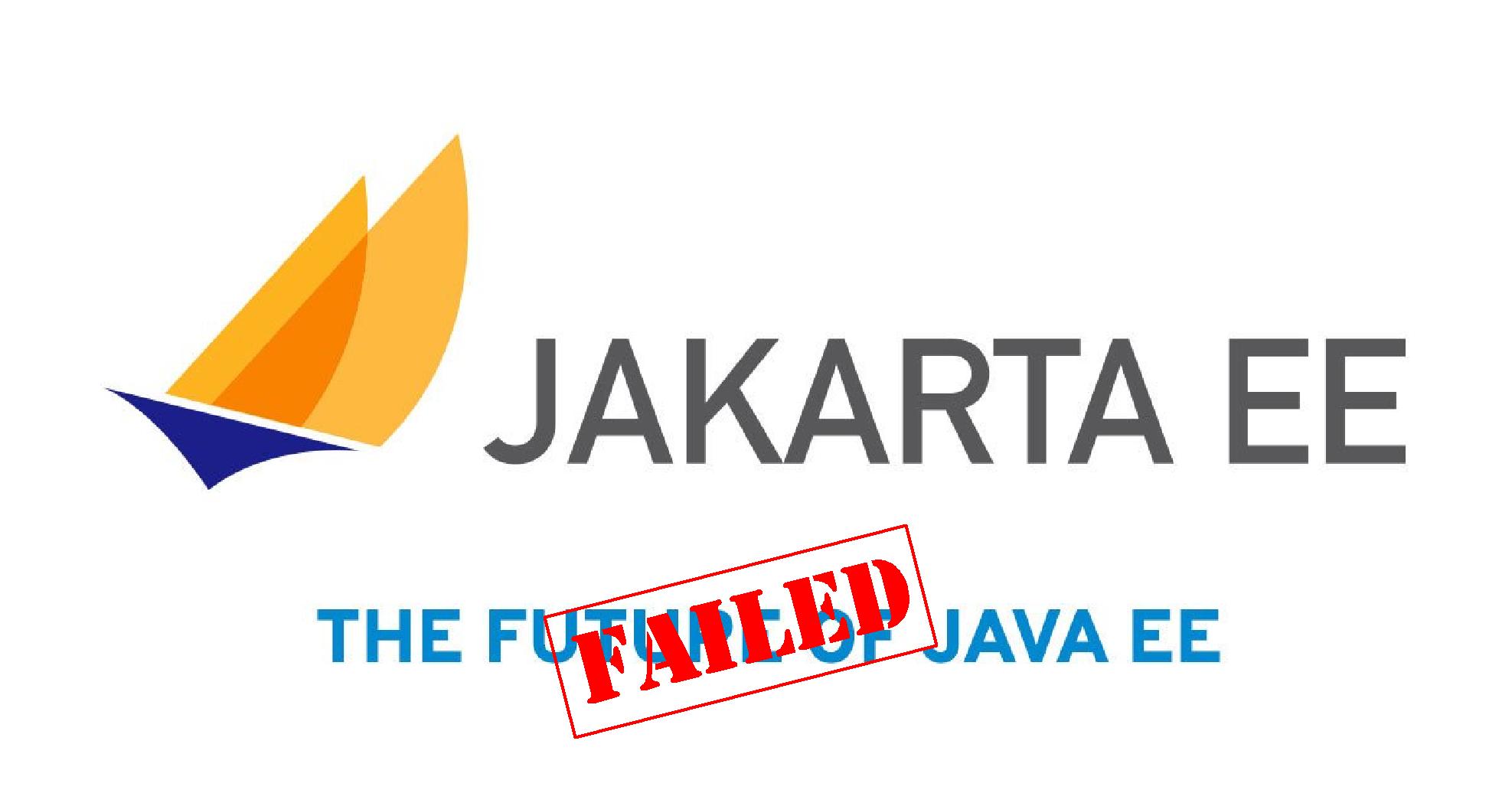 Переговоры провалены: как Oracle убила Java EE - 1