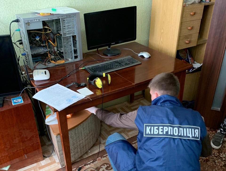 Украинская киберполиция закрыла четыре онлайн-кинотеатра - 1