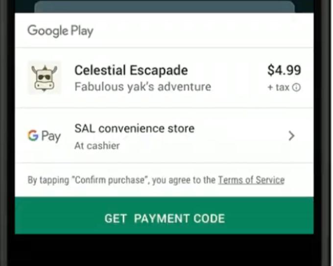 Google разрешила покупать приложения Android за наличные