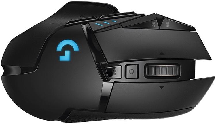 Logitech G502 LightSpeed: беспроводная мышь с датчиком на 16 000 DPI