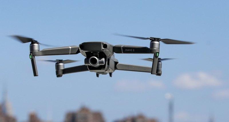 Министерство транспорта предлагает разрешить свободные полеты дронов на высоте до 150 метров - 1