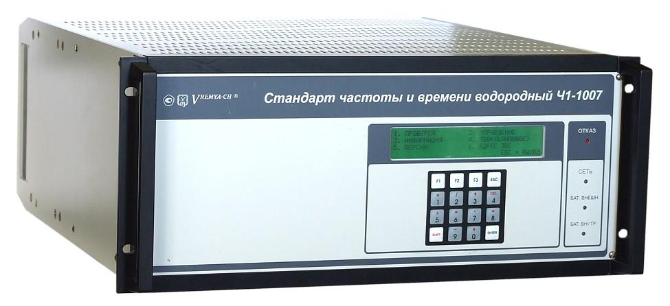 На спутники ГЛОНАСС установят водородные часы - 1