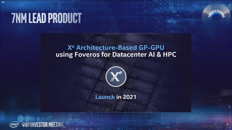 Первым семинанометровым продуктом Intel будет вовсе не процессор