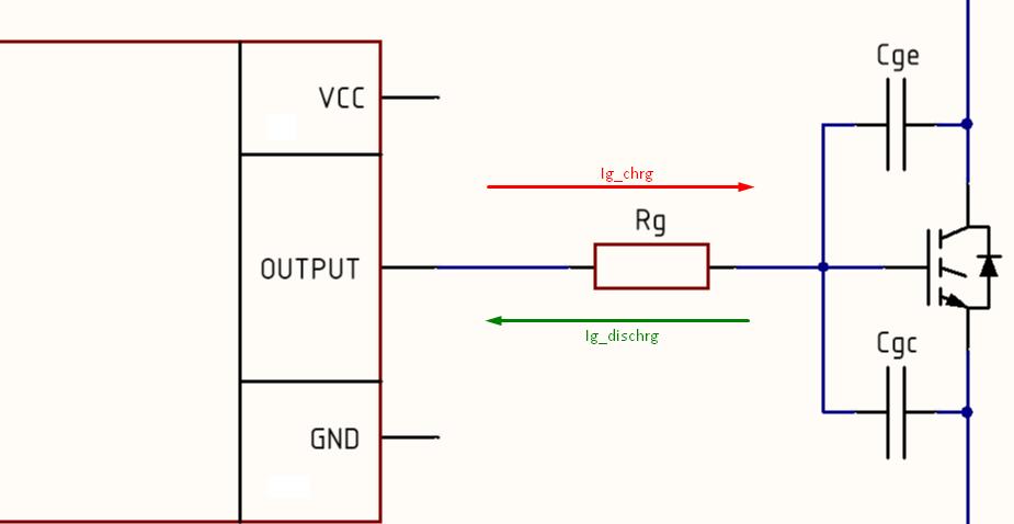 Резистор в цепи затвора или как делать правильно - 6