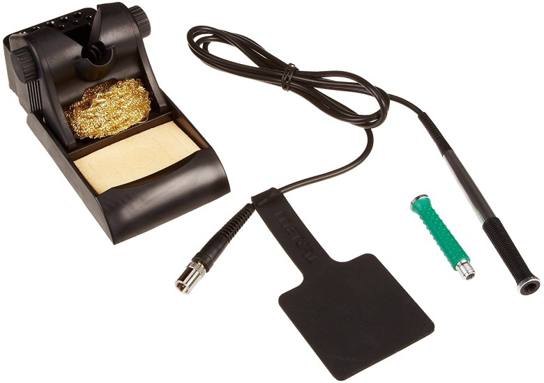 Reverse engineering a high-end soldering station - 3