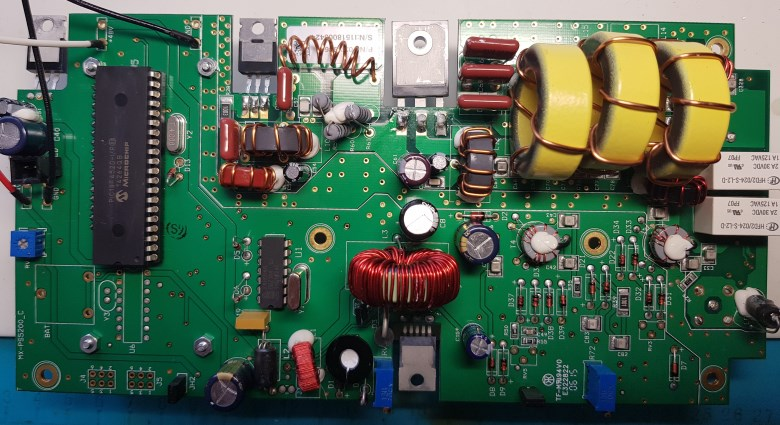 Reverse engineering a high-end soldering station - 6