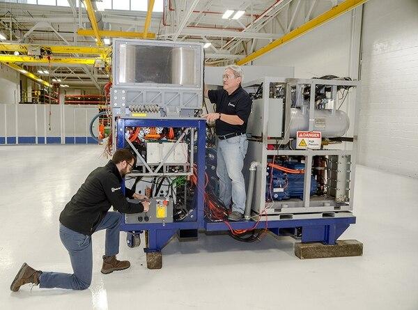 Компания Rolls-Royce разработала энергетическую установку для боевых лазеров - 1