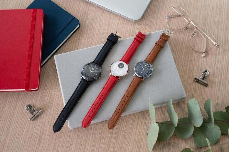 Представлены гибридные умные часы Withings Steel HR Sapphire Signature: классический дизайн, дополнительный дисплей и сапфировое стекло