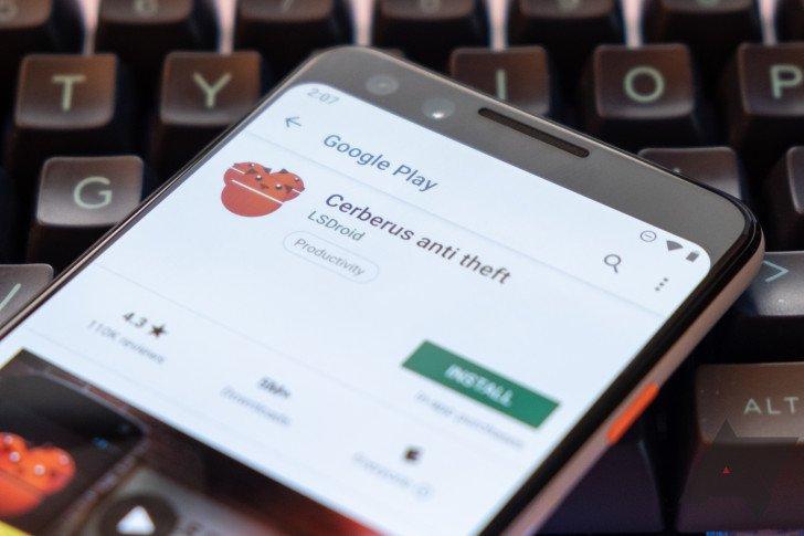 В Google Play стало на 98% меньше приложений, которые хотят доступ к журналу вызовов и SMS