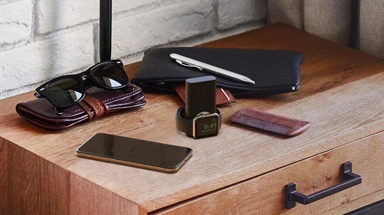 Belkin представила внешний аккумулятор, который может заряжать только Apple Watch