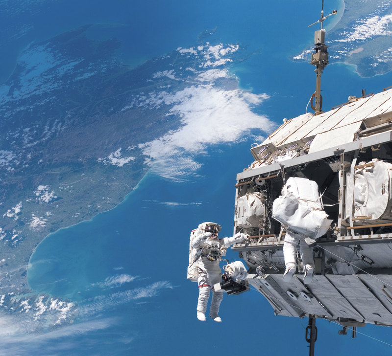 Чем пахнет космос: космическое обоняние