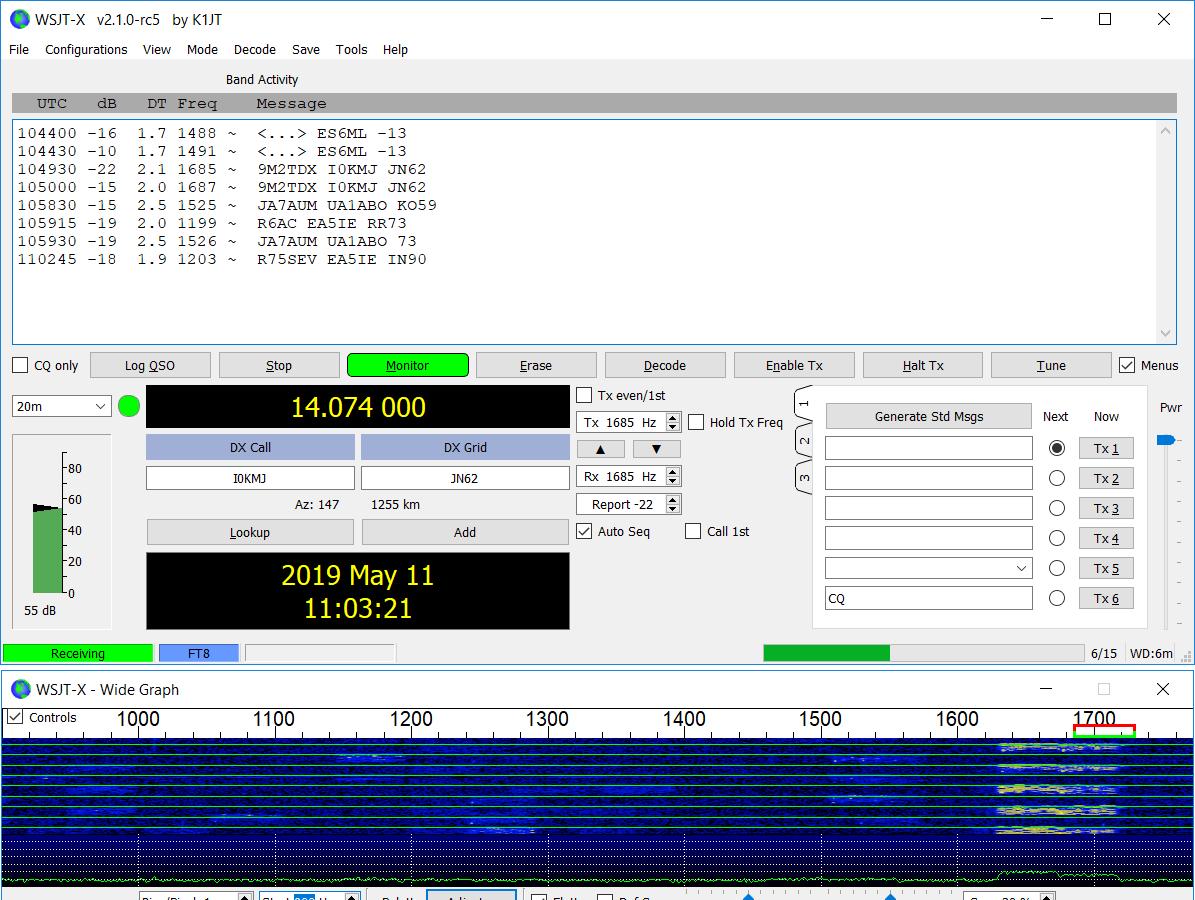 Что слышно в радиоэфире? Часть 3, радиолюбители-ham radio - 10