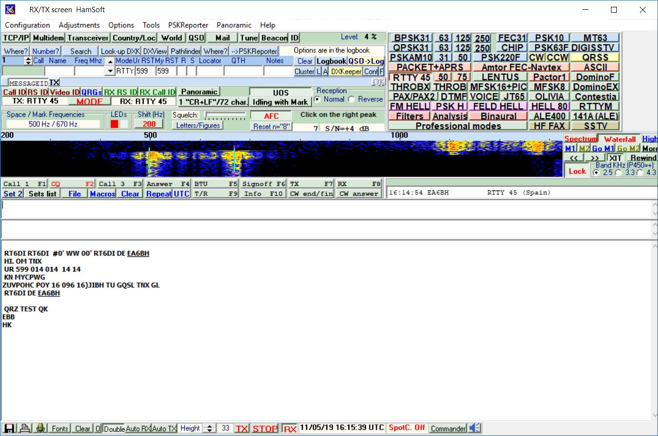 Что слышно в радиоэфире? Часть 3, радиолюбители-ham radio - 5