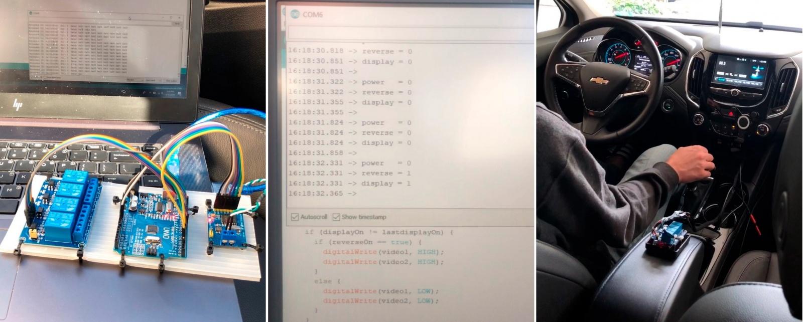 Как я добавил функции автомобилю по шине CAN, не умея программировать - 1