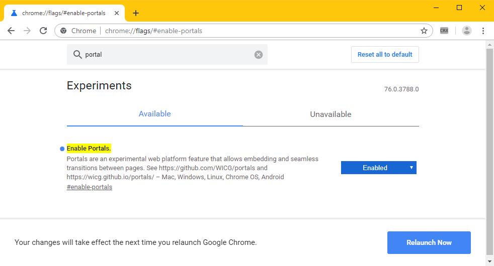 Новый HTML-элемент <portal> от Google призван заменить фреймы - 2
