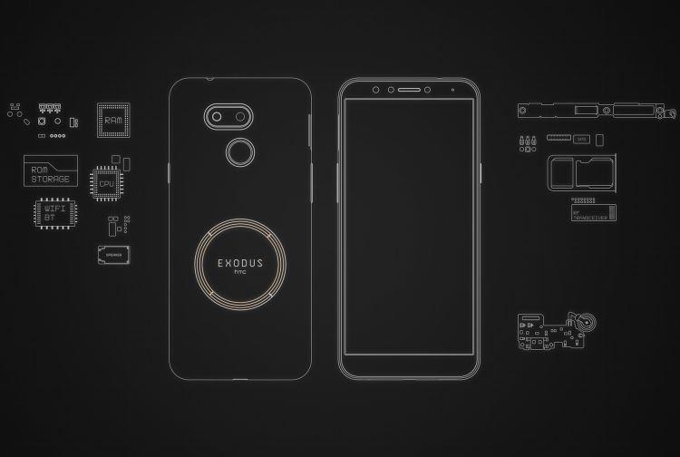 HTC до конца года выпустит новый блокчейн-смартфон