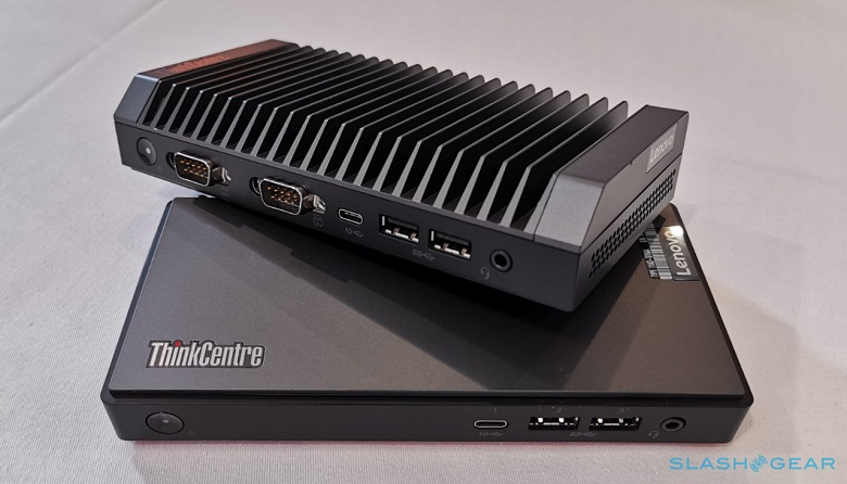Представлены Lenovo ThinkCentre Nano M90n — самые компактные коммерческие мини-ПК с высокой производительностью