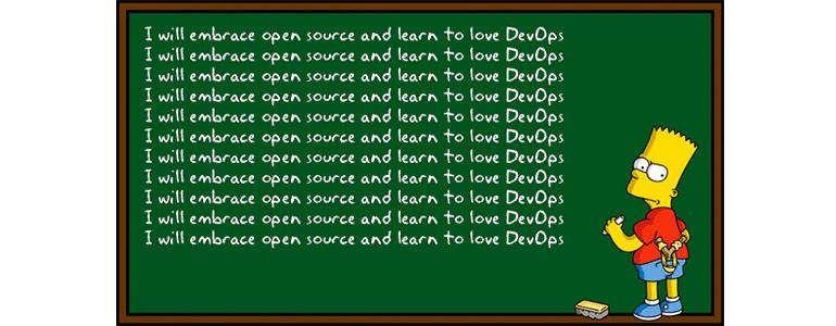Руководство для чайников: создание цепочек DevOps с помощью инструментов с открытым исходным кодом - 1