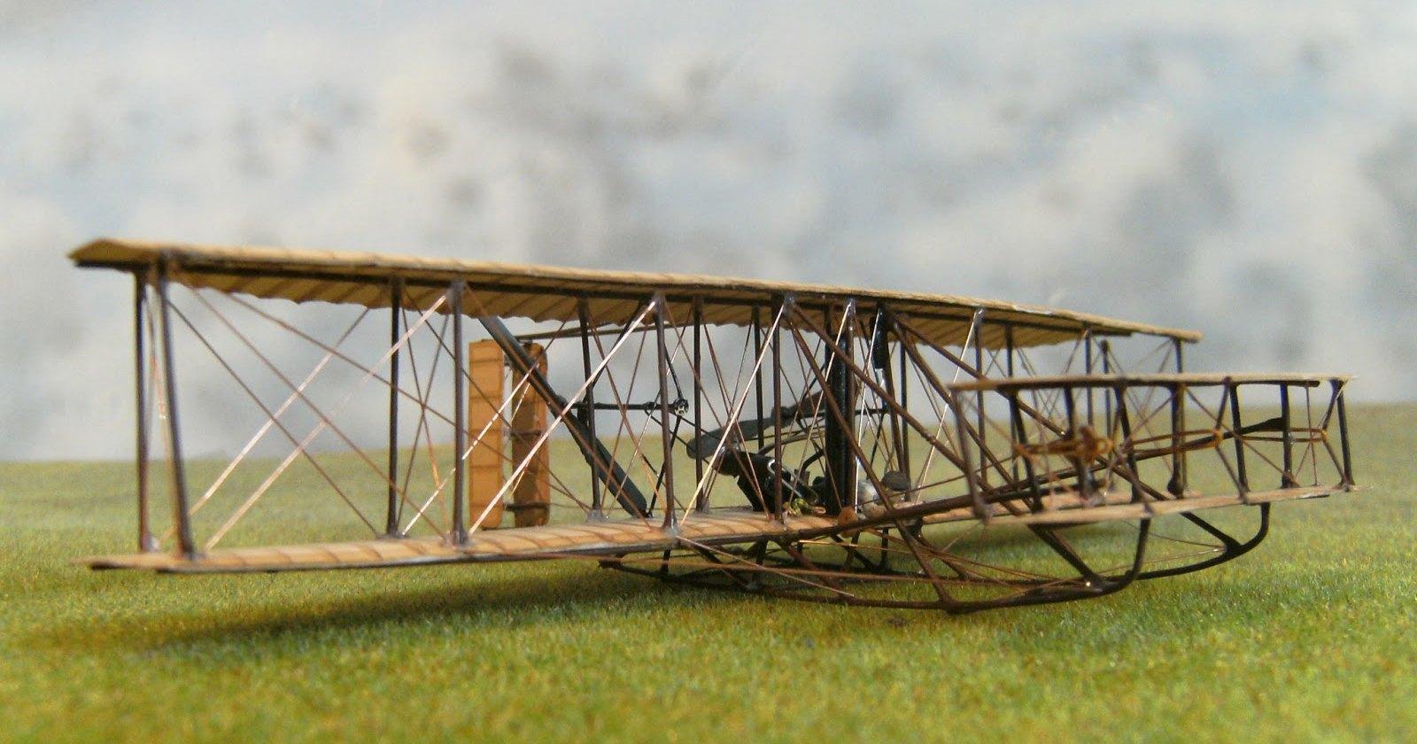 Самолет братьев Райт, 1909 год
