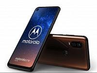 Motorola One Vision с дисплеем 21:9 красуется на первом фото, которое подтверждает его характеристики - 2