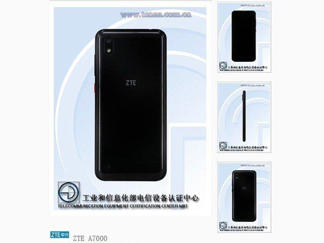Бюджетную новинку ZTE Blade A7 оценили в 87 долларов