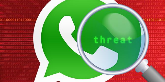 Пользователи WhatsApp пострадали от шпионажа - 1