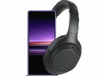 За предзаказ Sony Xperia 1 действительно дают беспроводные наушники WH-1000XM3 стоимостью 350 долларов, но пока только в Европе - 1