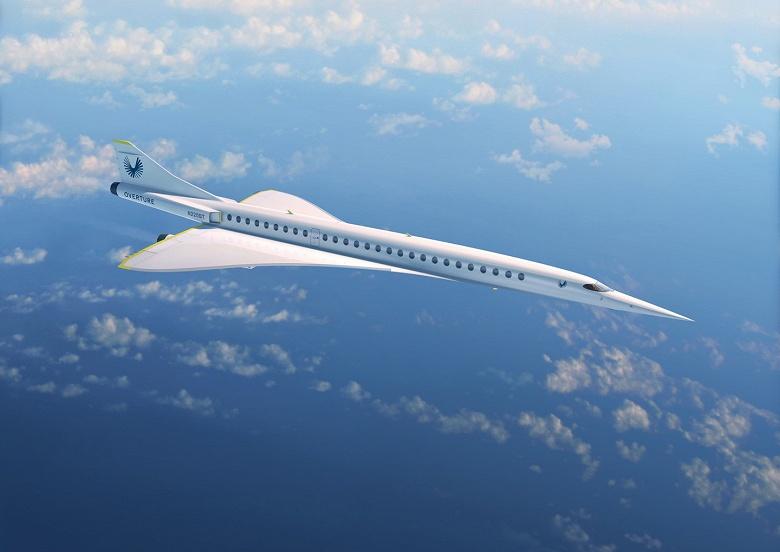 Dassault Systemes поможет Boom Supersonic ускорить разработку самого быстрого коммерческого авиалайнера в истории